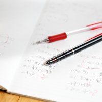 学習イメージ 数学のノート