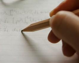 算数から数学へ 中学入学前に準備すること